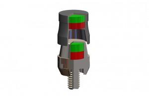 Schnittbild des K-Line Magneten