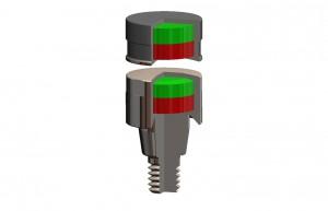 Schnittbild des X-Line Magneten