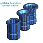 Bohrhülsen für Thommen Medical