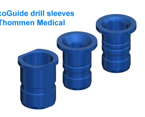 StecoGuide drill sleeves