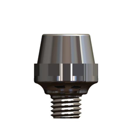 Titanmagnetics Insert K-Line für MEDICON-Epithesenplatten