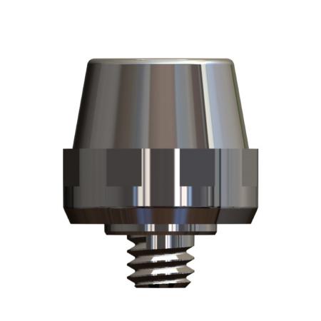 Titanmagnetics Insert K-Line für MEDICON-Epithesen-Basispfosten