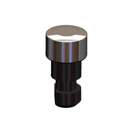 Titanmagnetics Modellimplantat X-Line Edelstahl