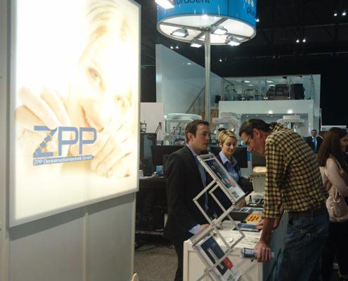 Steco bei ZPP auf der WID 2017