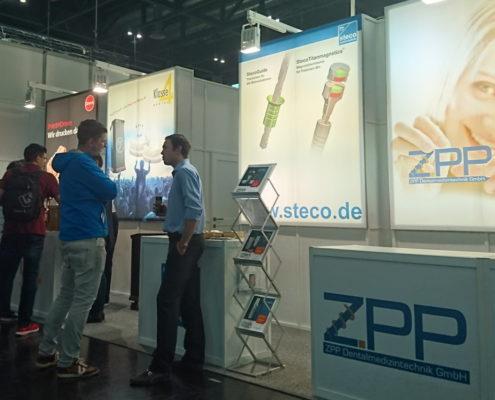 Steco mit ZPP auf der WID 2017