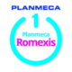StecoGuide drill sleeves in Planmeca Romexis
