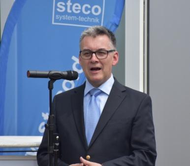 Geschäftsführer Hjalmar Stemmann