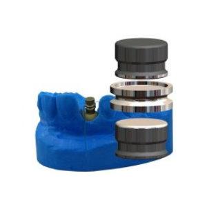 Wurzelextrusion mit Magneten