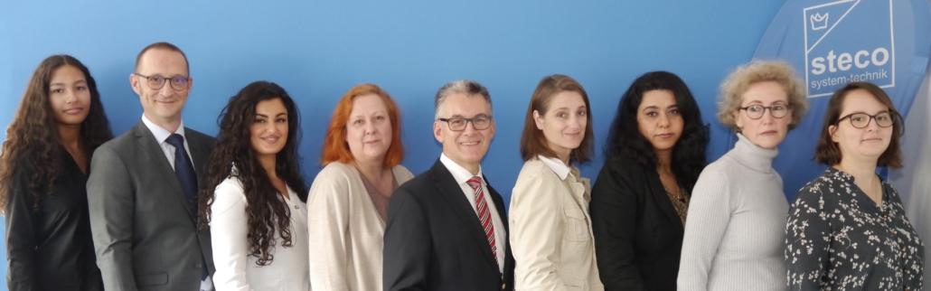 Mitarbeiter Steco Hamburg